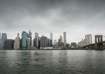 Manhattan Skyline | NY