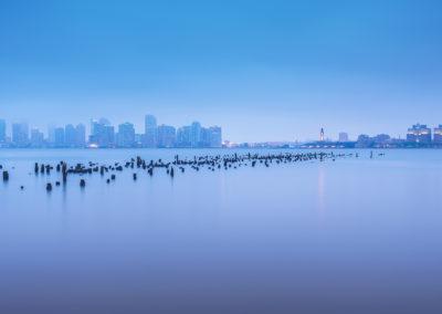 Newport from Hudson River Park | NY