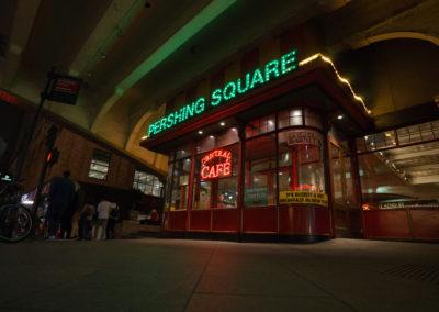 Persing Square | NY
